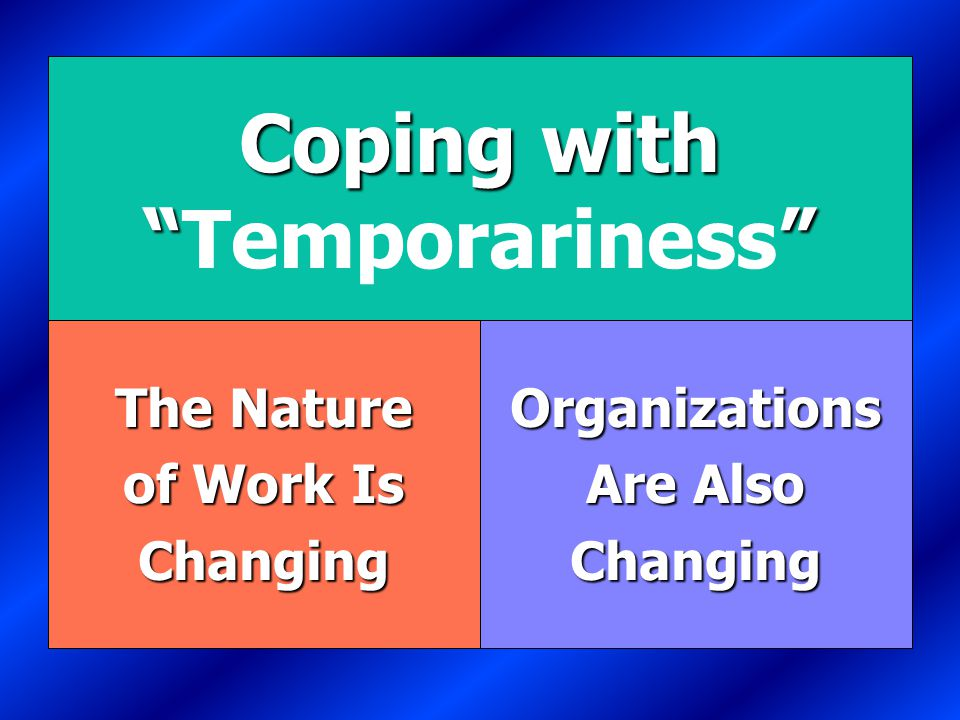 Empowering the Workforce Managers Are Giving Up Controls Workers Are AcceptingResponsibility
