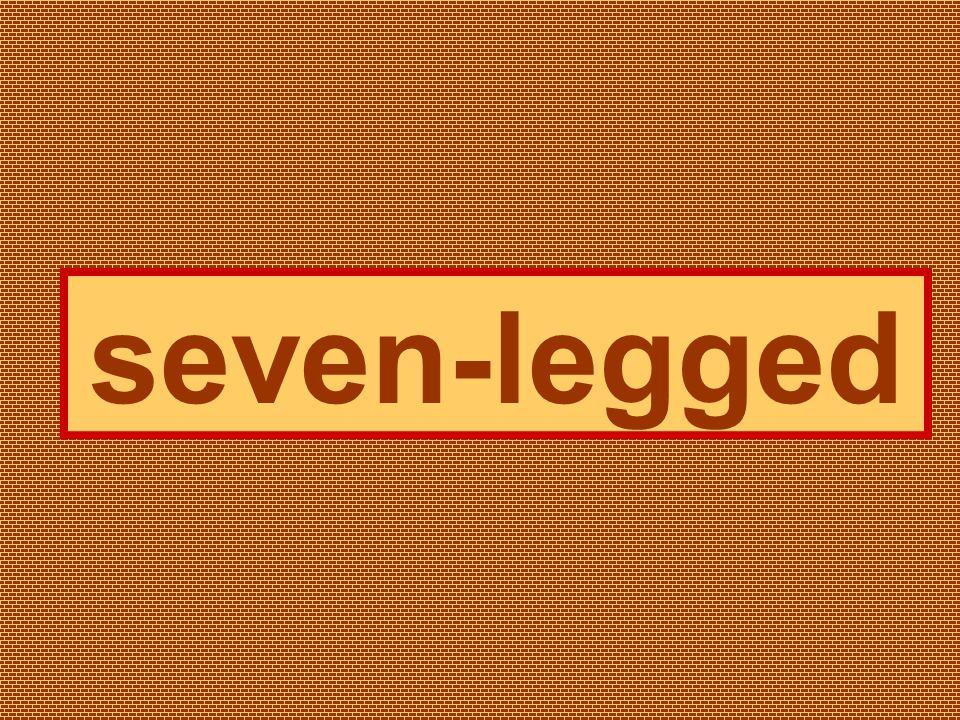 seven-legged