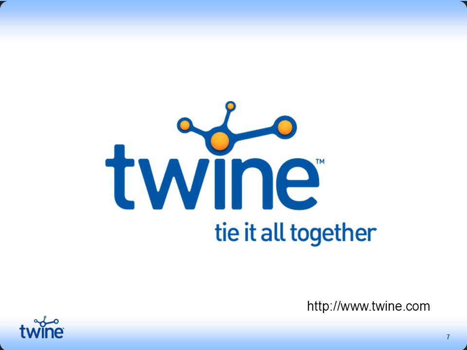 7 http://www.twine.com