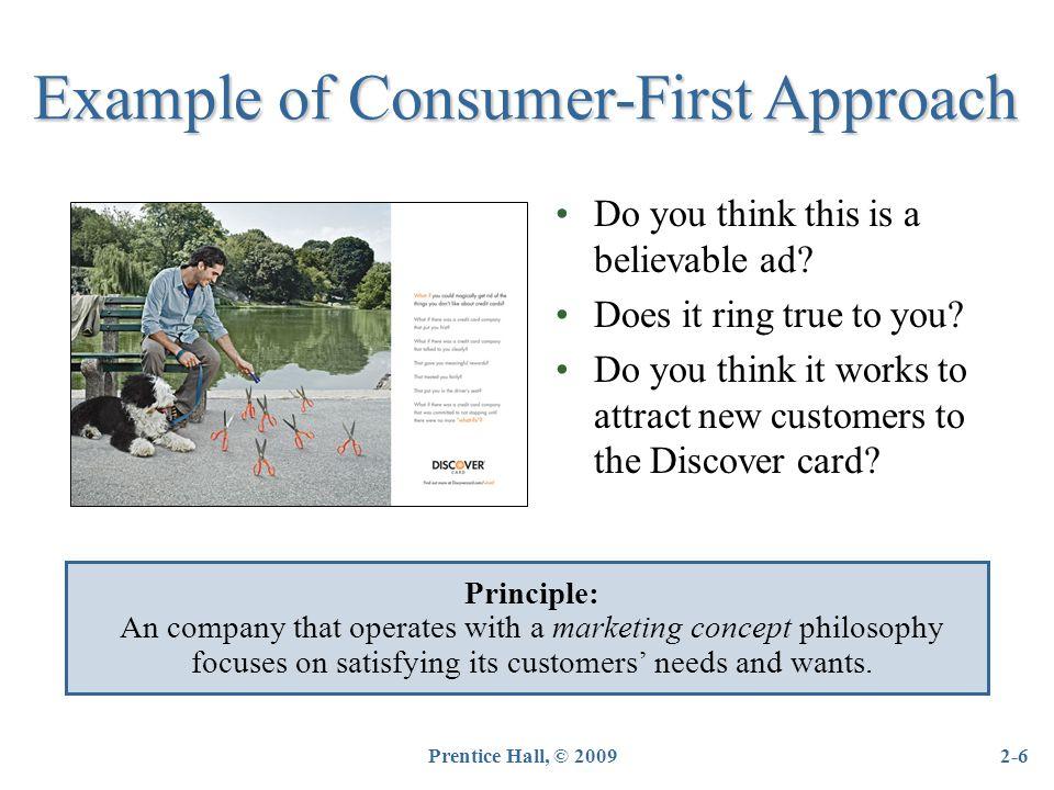Consumer vs. Corporate Focus 7 2-7Prentice Hall, © 2009