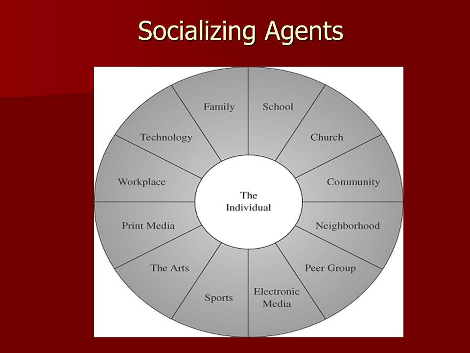 Socializing Agents
