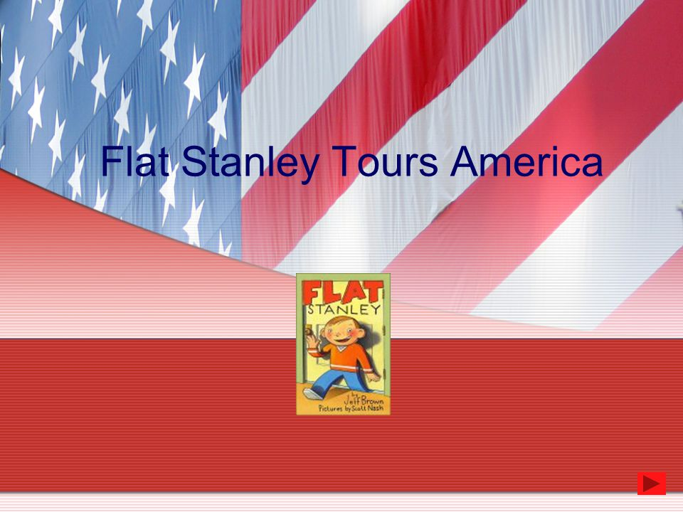 Flat Stanley Tours America