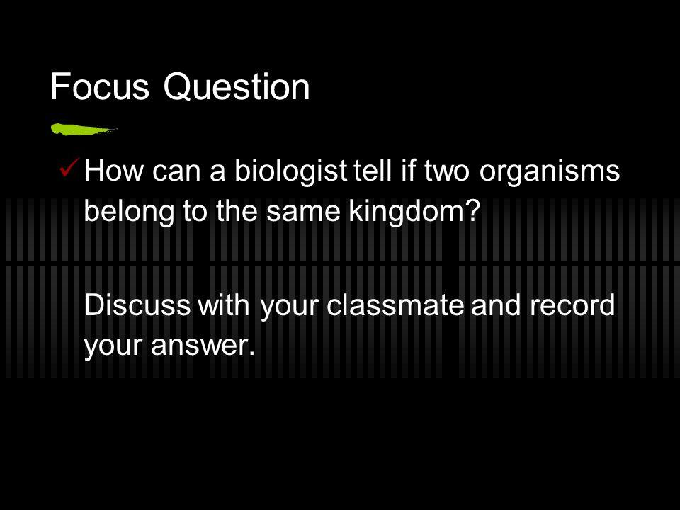 Activity Analyze the pictures and match it with the correct kingdom A) Archaebacteria B) Eubacteria C) Protista D) Animalia E) Plantae F) Fungi 1 2 3 4 56
