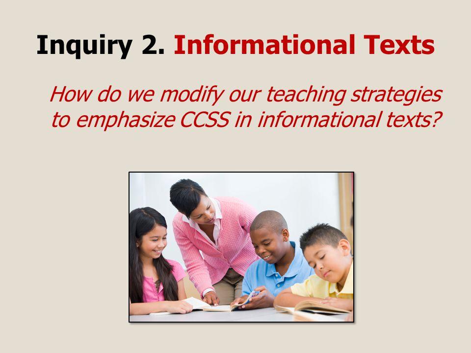 Inquiry 2.
