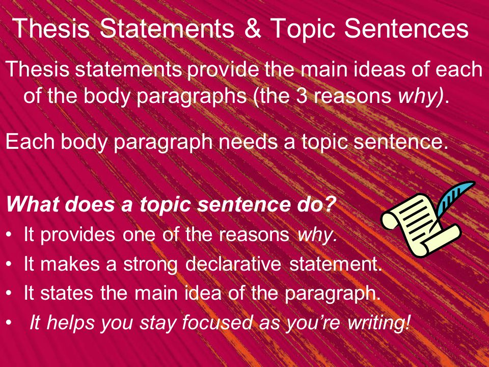 cell phone essay thesis statement