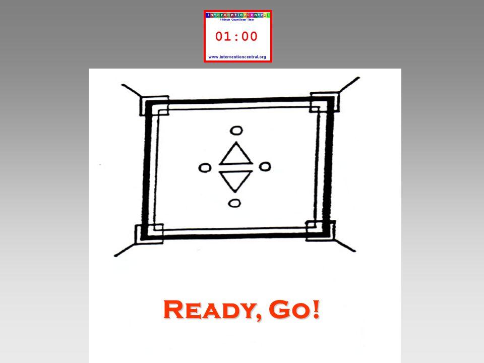 Ready, Go!