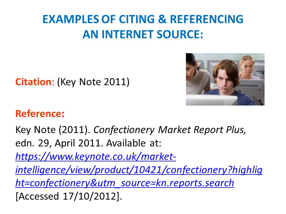 Secondary referencing (when the source you are reading cites another author's idea), e.g.