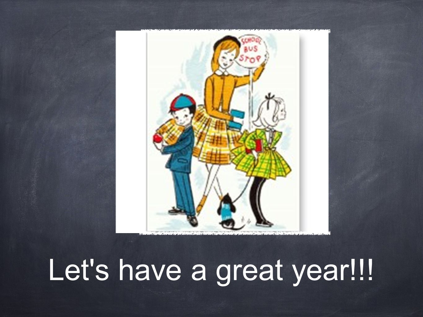 Let s have a great year!!!