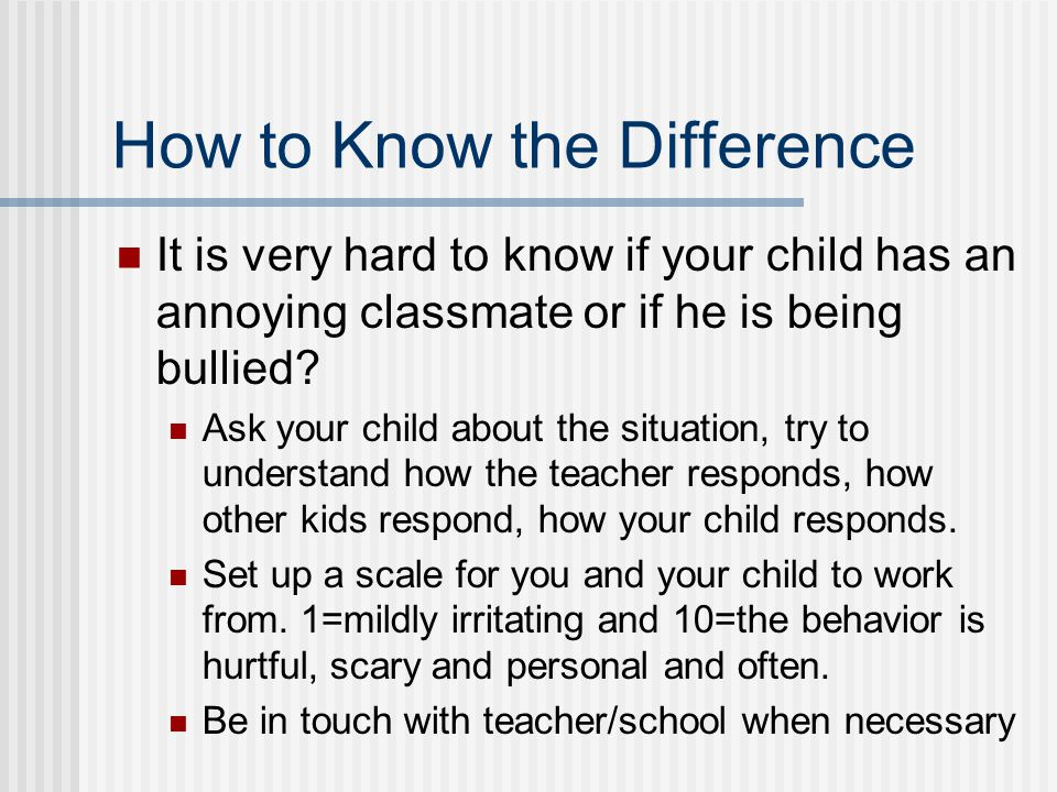 How to Know the Difference Observe your child's behavior, mood Watch for isolation – is your child seeing other friends, still engaged with other people.