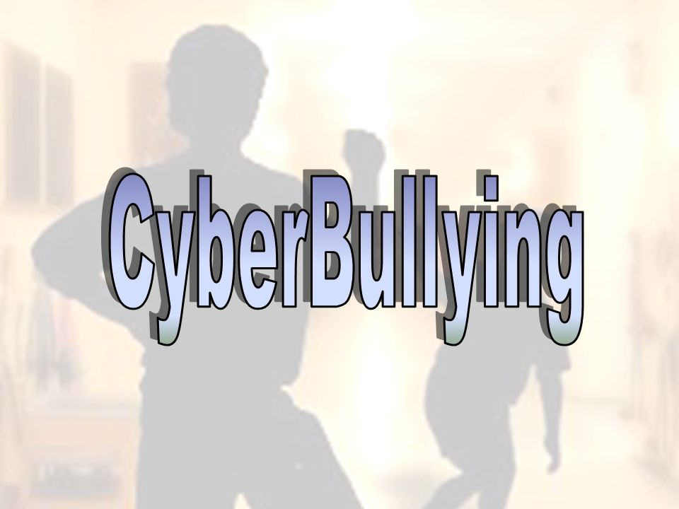 Bullying Using Websites http://www.cbc.ca/news/background/bullying/cyber_bullying.html