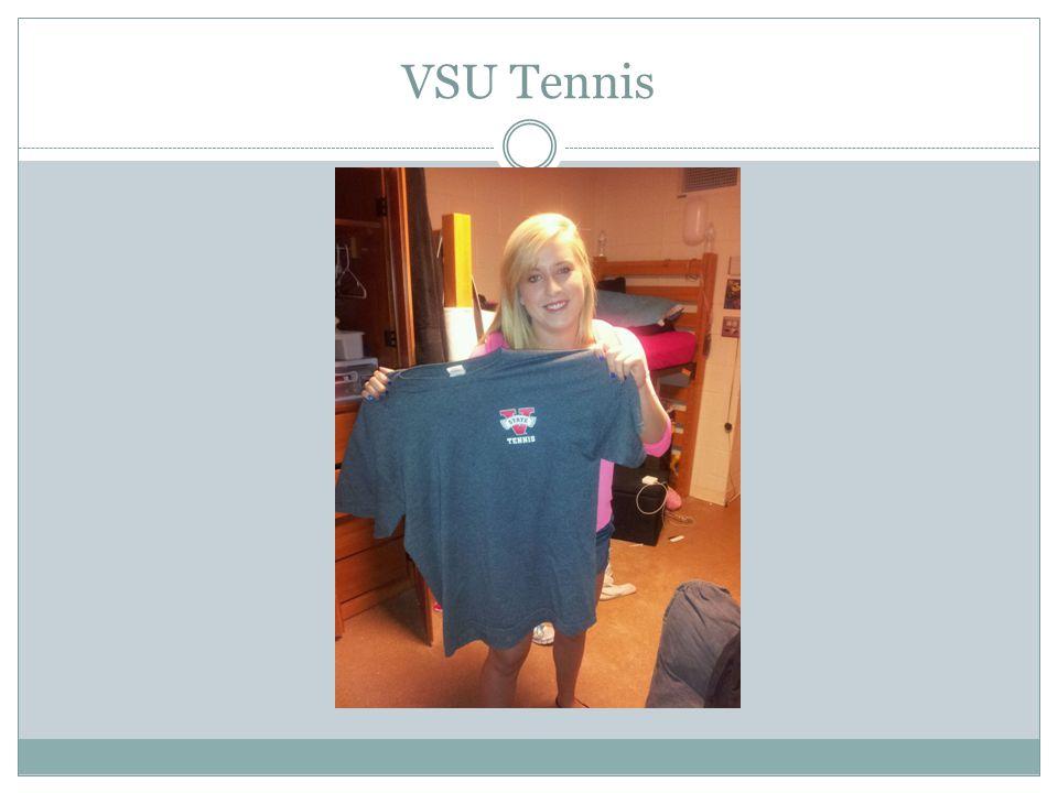 VSU Tennis