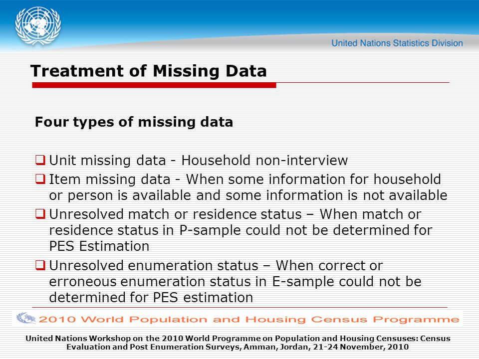 How to treat missing data . A. doing nothing  B.