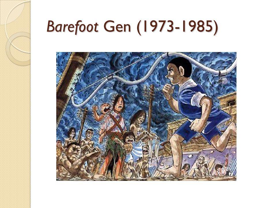 Barefoot Gen (1973-1985)