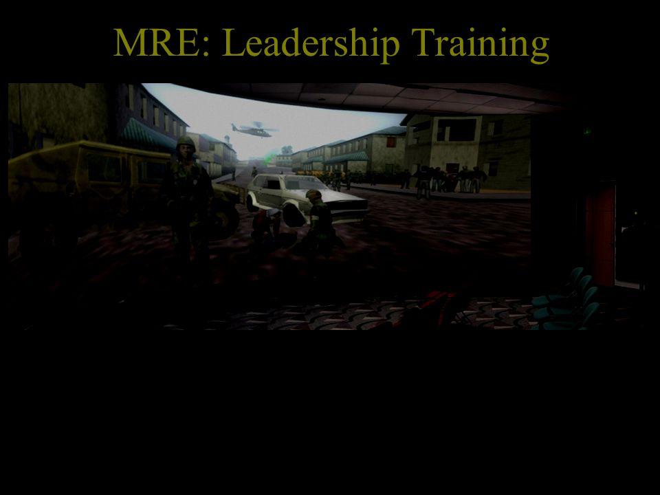 MRE: Leadership Training