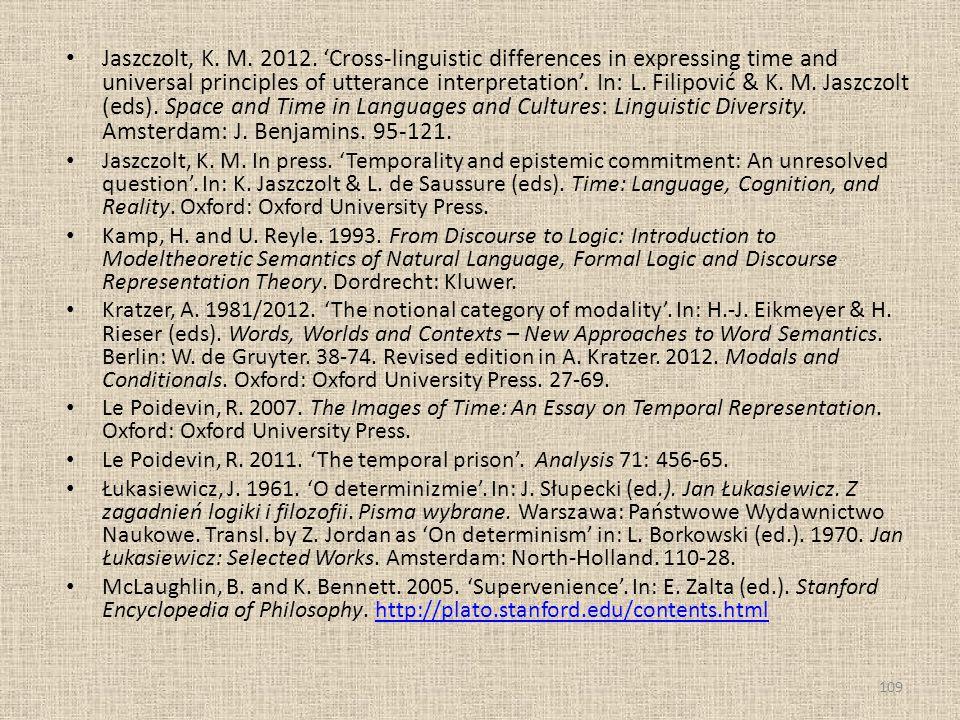 Heidegger, M. 1953. Sein und Zeit. Tübingen: Max Niemeyer. Transl. by J. Stambaugh as Being and Time. 1996. Albany: State University of New York Press