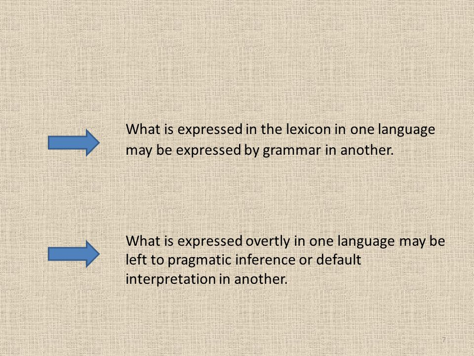 Two possible solutions: Direct-Quantitative (DQ) & Modal-Contextualist (MC) 57