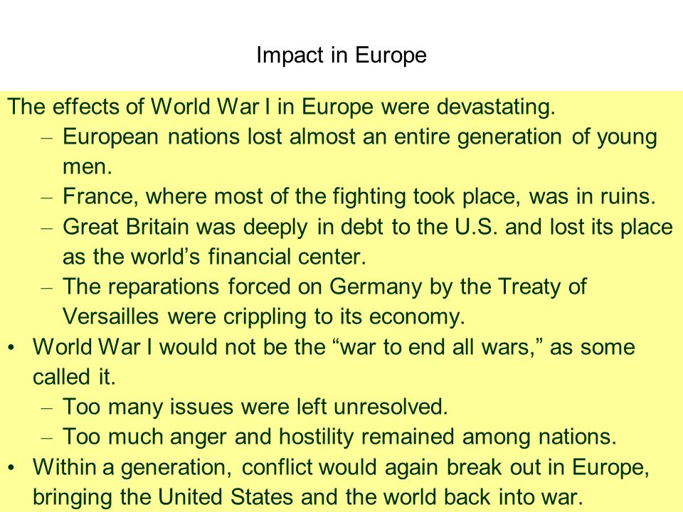 Does this information help you to understand why so many people wanted revenge after the war? Why or why not? Respond on Left Side. Around 8 million p