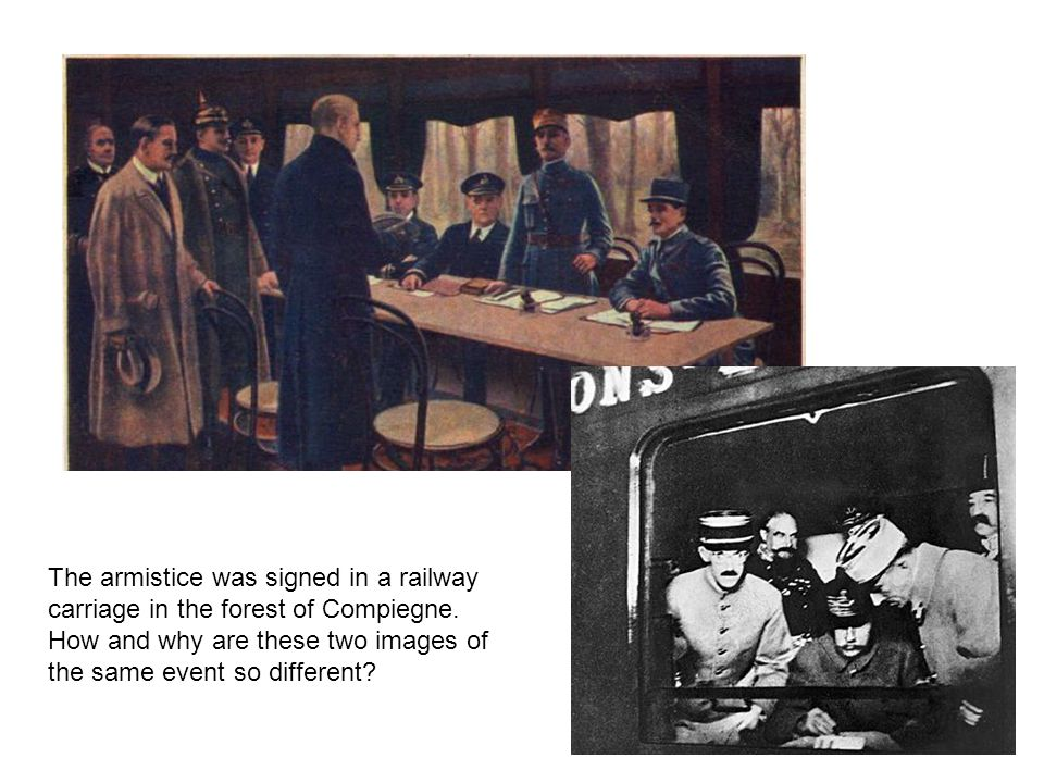 · At 11 a.m. on November 11, 1918, Germany agreed to the armistice, ending World War I. Peace at Last