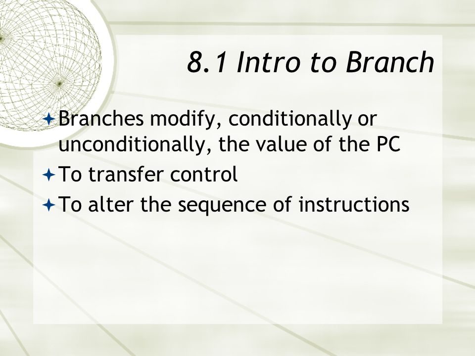 -Dynamic branch prediction: branch taken in the last n occurrences is likely to be taken next