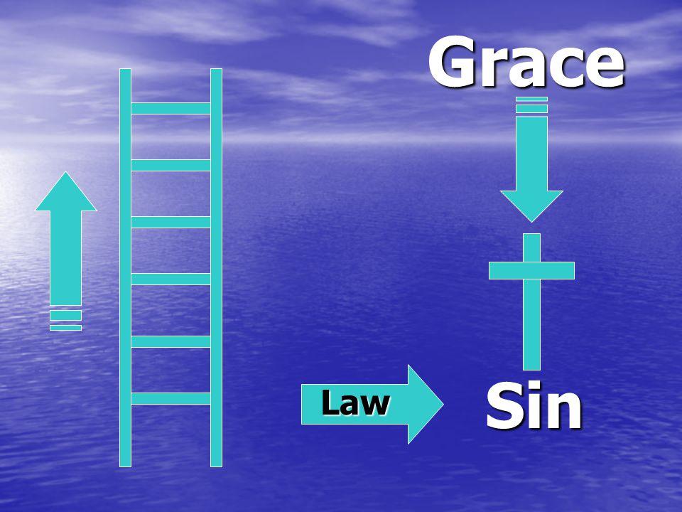Law Grace Sin