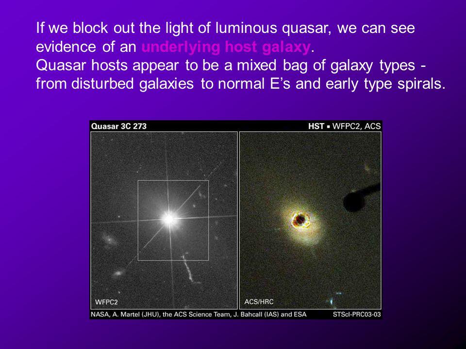 This giant elliptical (E1) galaxy is ~100 Kpc across.