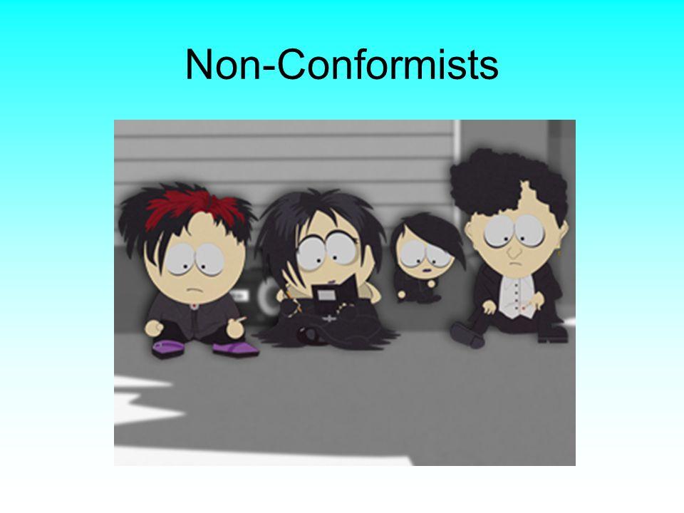Non-Conformists