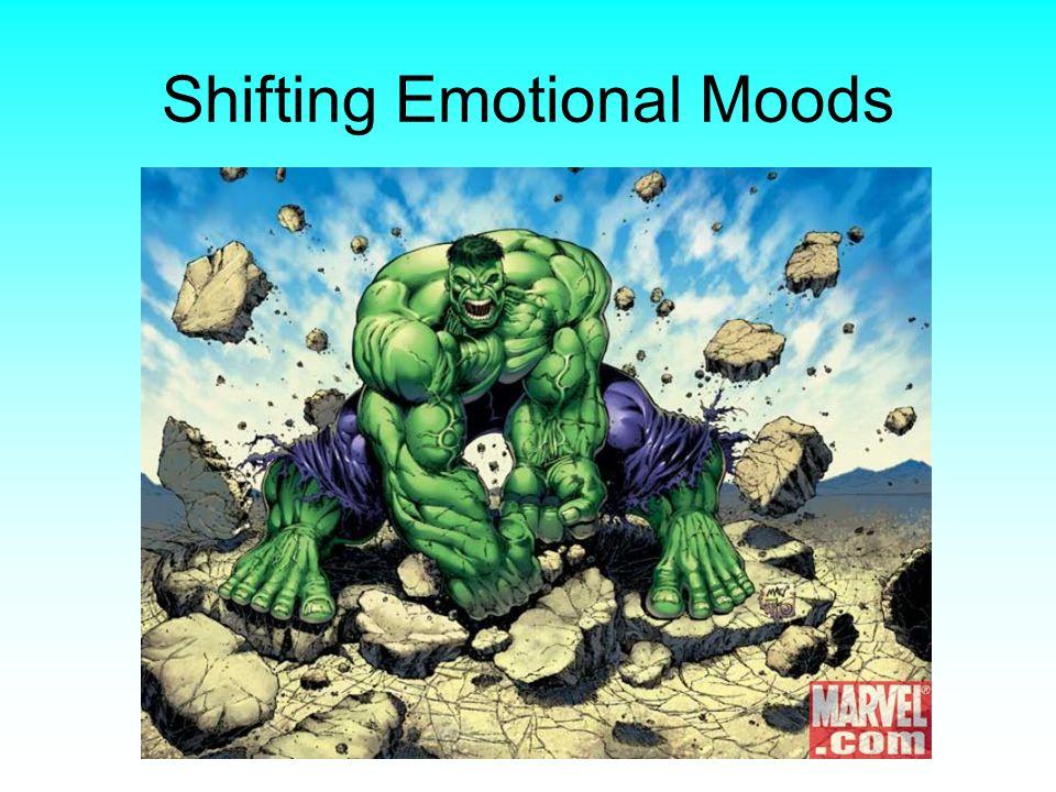 Shifting Emotional Moods