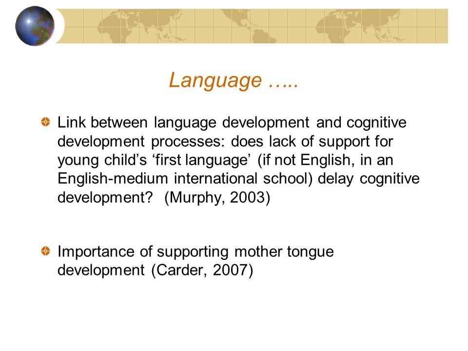 Language …...