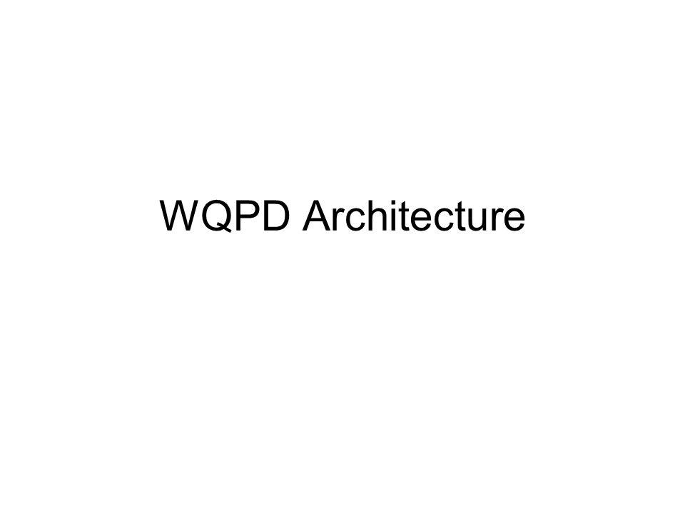 WQPD Architecture