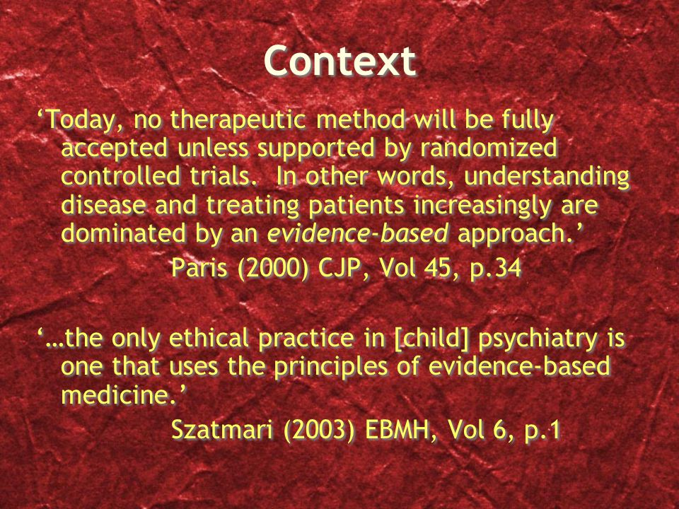Can EBP address questions of spirituality.Not in a meaningful way.