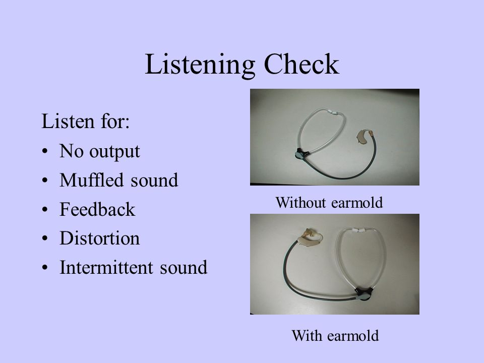 Hearing Aid Troubleshooting Amy Mellonig Nancy Lucas Kim Smith