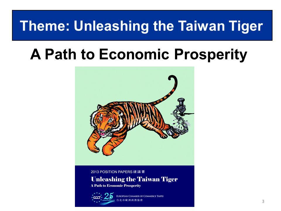 33 Theme: Unleashing the Taiwan Tiger A Path to Economic Prosperity