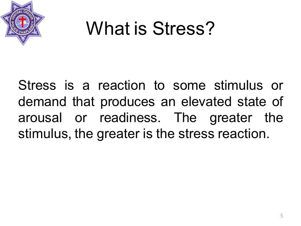 Cumulative Stress: Destructive Strains personal and work relationships.