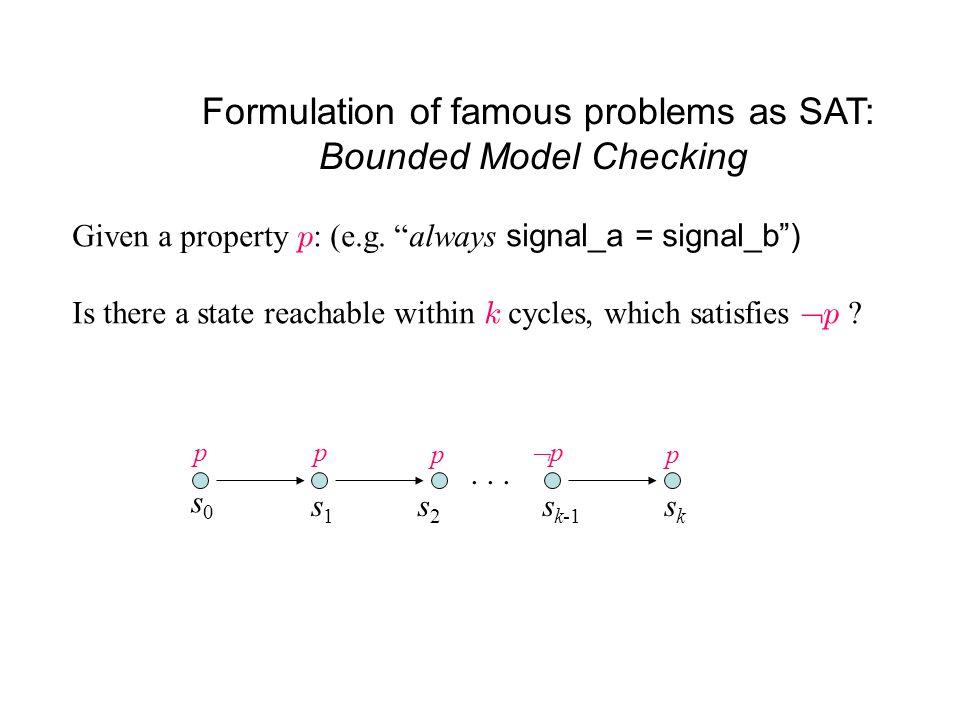 Non-chronological Backtracking x 1 = 0 x 2 = 0 x 3 = 1 x 4 = 0 x 5 = 0 x 7 = 1 x 9 = 0 x 6 = 0...