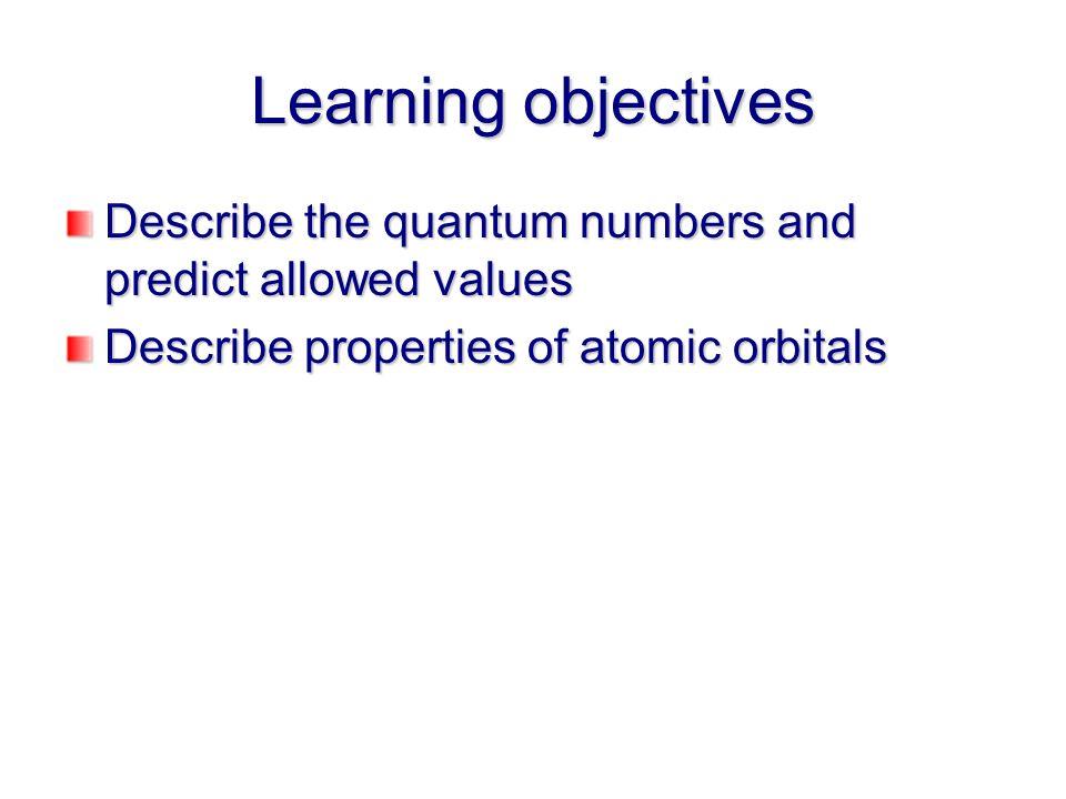 The Quantum Mechanics Schrödinger s wave equation: Ĥ Ψ = EΨ Obtain orbital picture of the electrons –P.S.