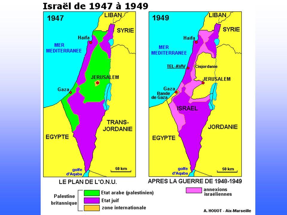 Camp David Accords 1977 –Pres.