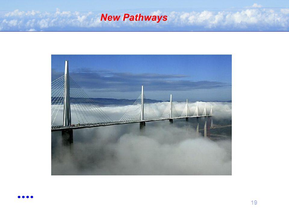 19 New Pathways