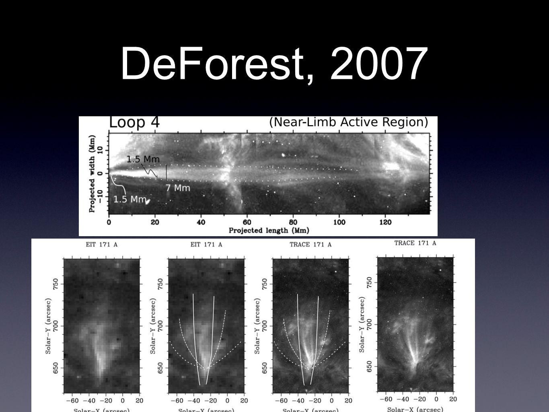 DeForest, 2007