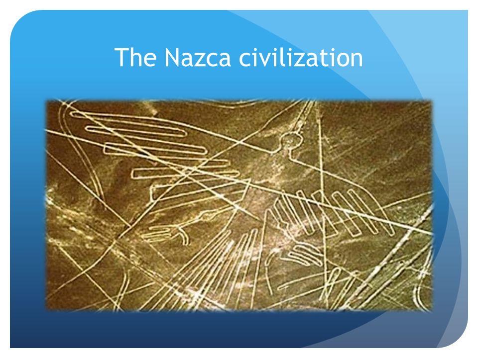 The Nazca civilization