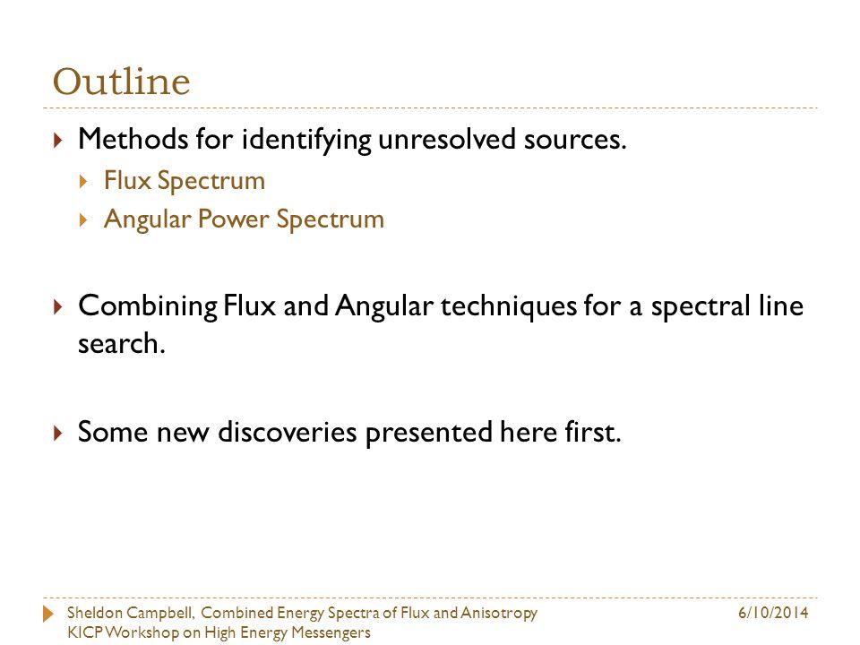 Flux Methodology: GeV GC Excess Ng, Laha, SC, et al. (2014)