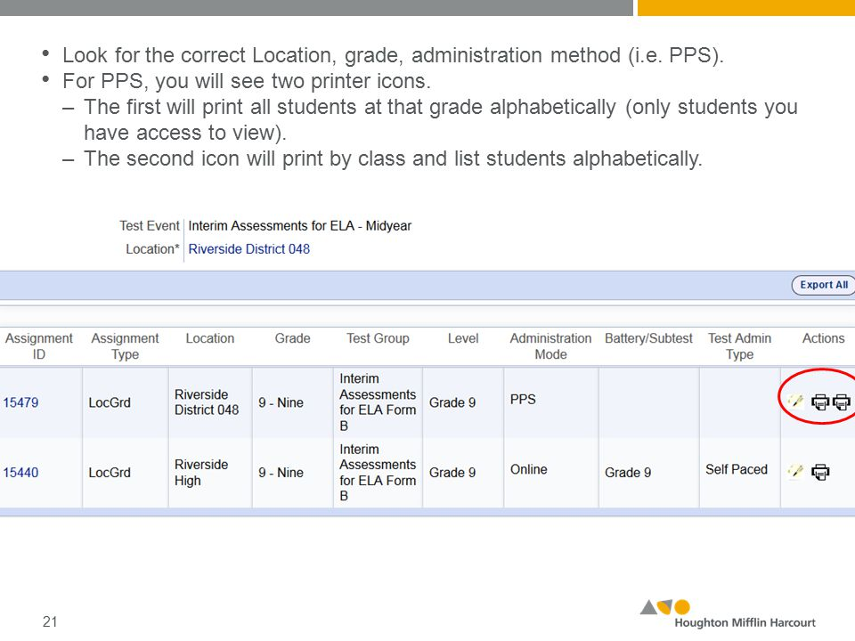 Look for the correct Location, grade, administration method (i.e.
