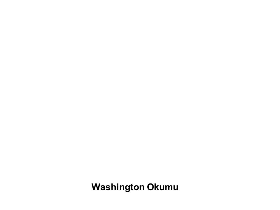 Washington Okumu
