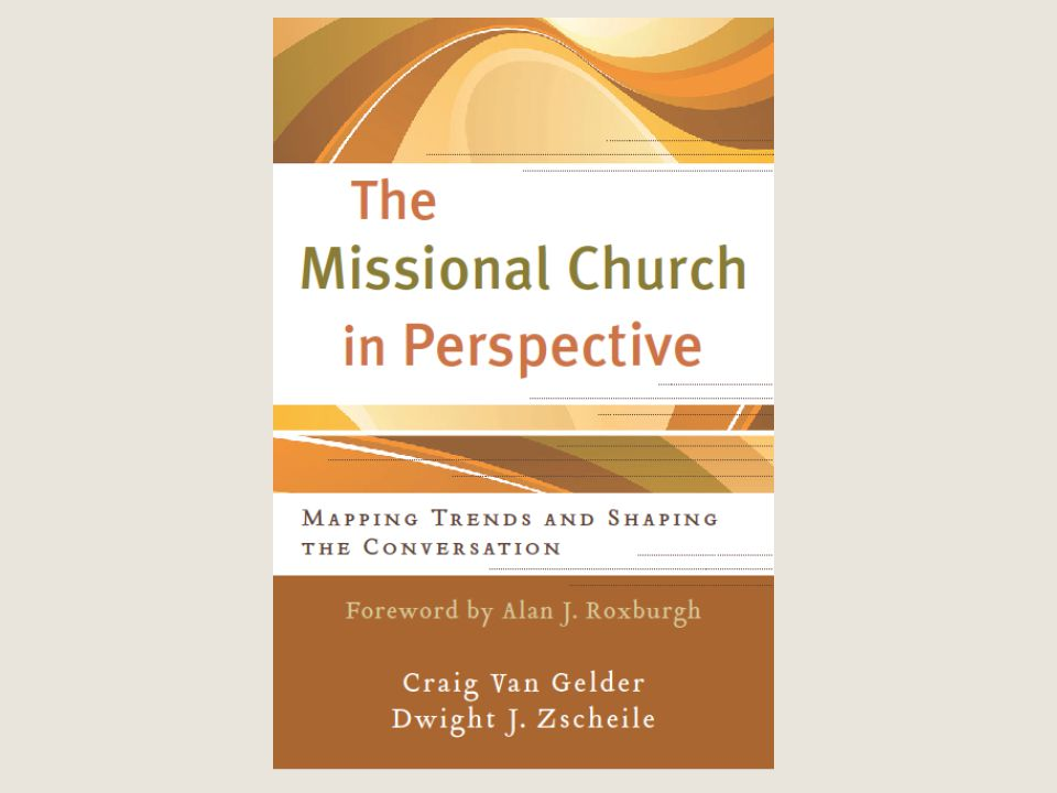 Missional Engagement with Culture in Globalized World 21 st century cultural complexity – Hybridity – Globalization – 'Neighborhoods' in a networked world – Reversals of global mission Creation and culture Hospitality of world Missional church in public