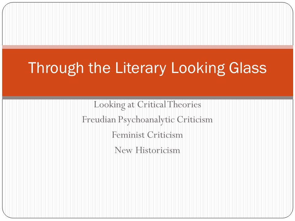 Presenting your understanding/findings A report is the standard way to do this However you could present this as a seminar Or annotate a collection of selections from you primary source