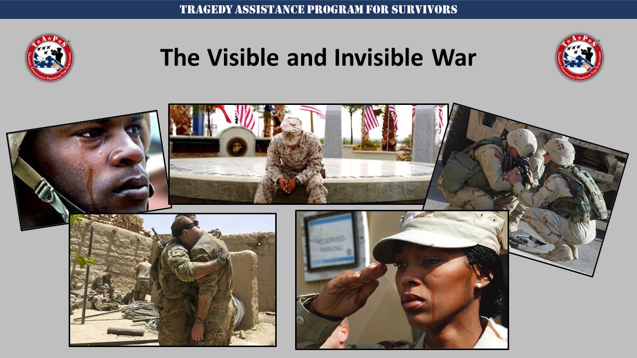 j The Visible and Invisible War