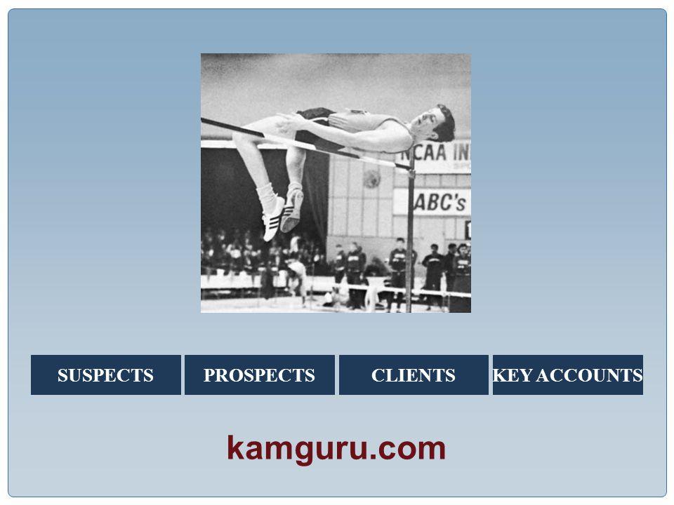 KEY ACCOUNTSCLIENTSPROSPECTSSUSPECTS kamguru.com