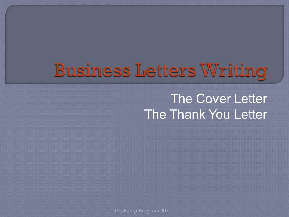 Your closing restates your main points and reveals what you plan to do after your readers have received your resume and cover letter.