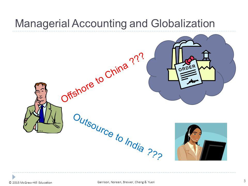 © 2015 McGraw-Hill Education Garrison, Noreen, Brewer, Cheng & Yuen An Enterprise Risk Management Perspective 24