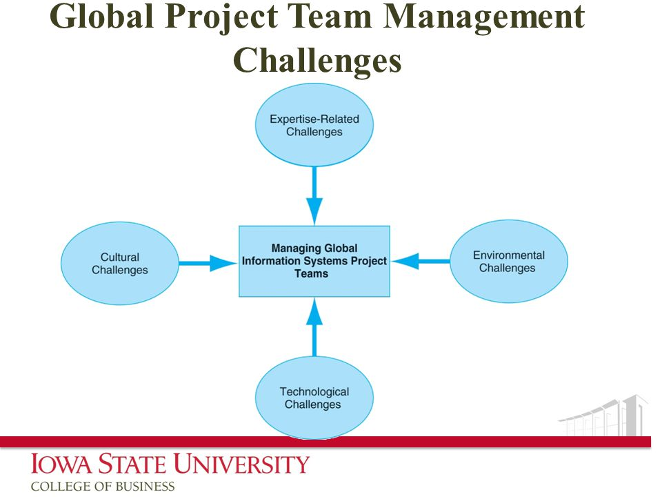 Global Project Team Management Challenges
