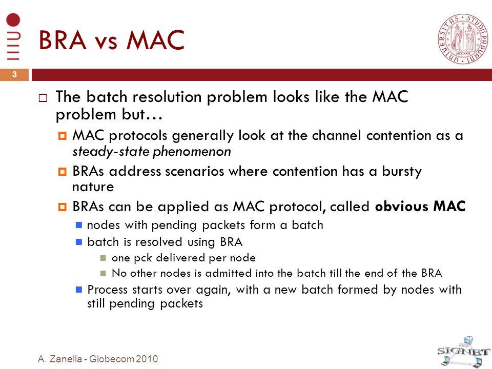 BRA vs MAC A.